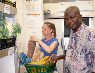 Community Food Enterprise distribution
