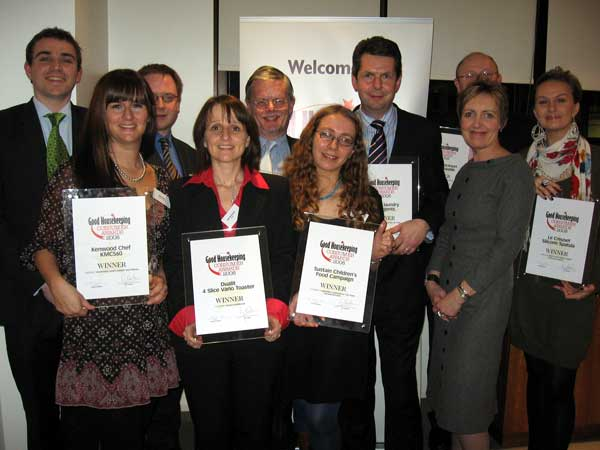 Children's Food Campaign was given the award for Consumer Campaign of the Year for Importance