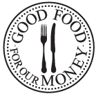 Good Food for Our Money logo