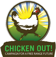 Chicken Out! logo