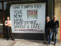 Real Food Store, Exeter