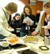 Billingsgate Seafood Training School event