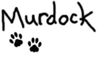 Murdock the Cat signature