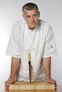 Paul Merrett, Chef