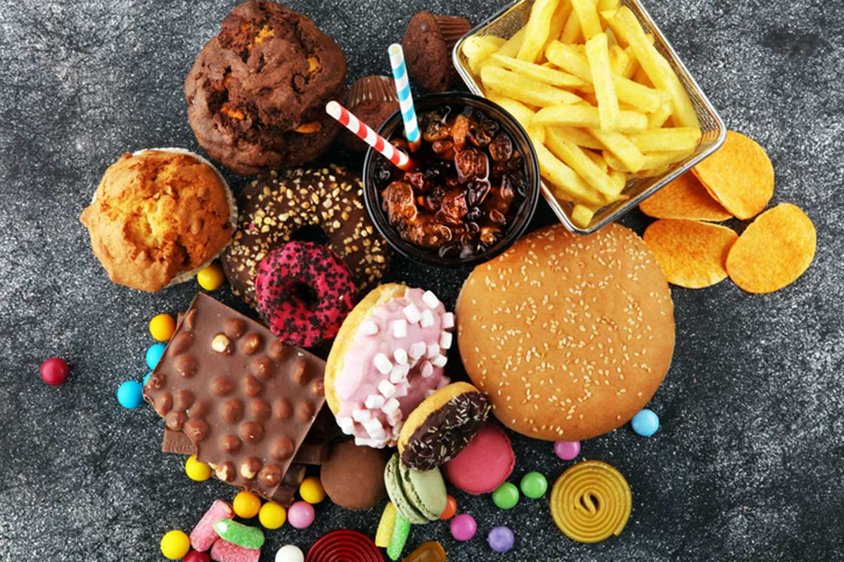 Junk food Credit: Shutterstock image