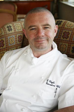 Eibhear Coyle, GreenCook food waste ambassador