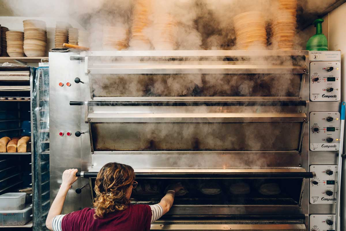 Forge Bakehouse ©  India Hobson