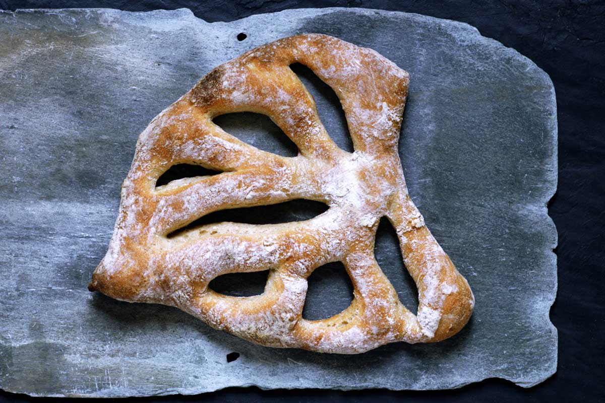 Fougasse by Jean Cazals