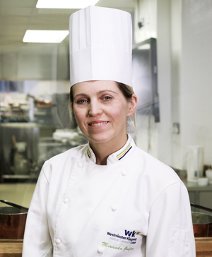 Miranda Godfrey, GreenCook food waste ambassador