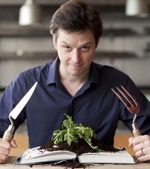 Shaun Alpine-Crabtree, GreenCook food waste ambassador