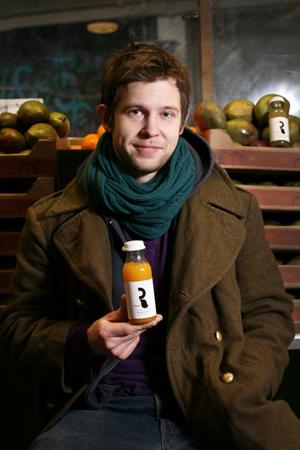 Thomas Fletcher, GreenCook food waste ambassador