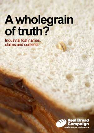 A wholegrain of truth? Industrial loaf names, claims and contents