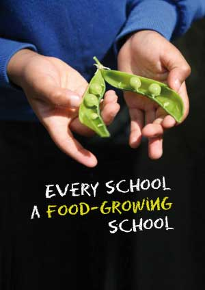 Every school a food-growing school