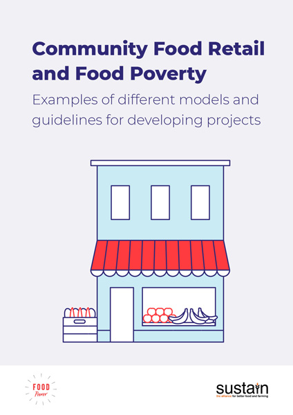 Community Food Retail and Food Poverty