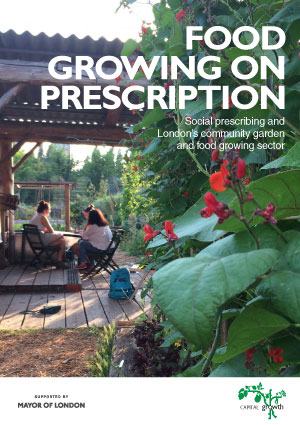 Food growing on prescription