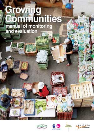 Growing Communities: manual of monitoring and evaluation