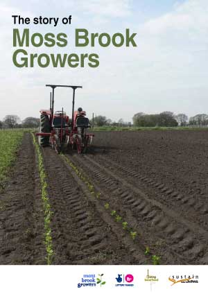 The story of Moss Brook Growers - how to set up a horticultural enterprise from scratch