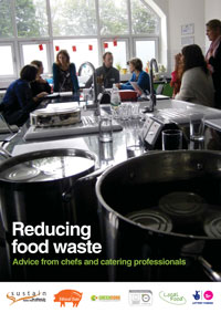 Reducing  food waste: Advice from chefs and catering professionals