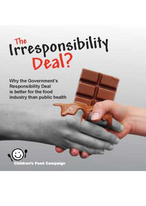 The Irresponsibility Deal? Why the Government�s Responsibility Deal is better for the food industry