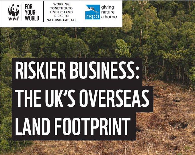 Credit: WWF-UK and RSPB