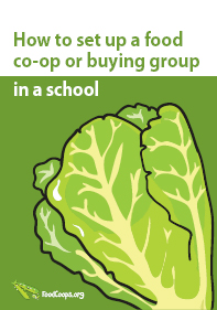 How to set up a food co-op or buying group in a school