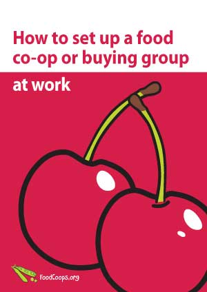 How to set up a food co-op or buying group at work