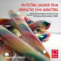 Protecting children from unhealthy food marketing