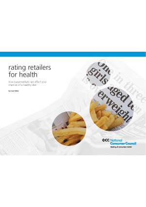 Rating retailers for health: How supermarkets can affect your chances of a healthy diet