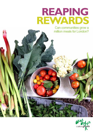 Reaping Rewards: Can communities grow a million meals for London?