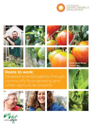 Roots to work: Developing employability through community food-growing and urban agriculture