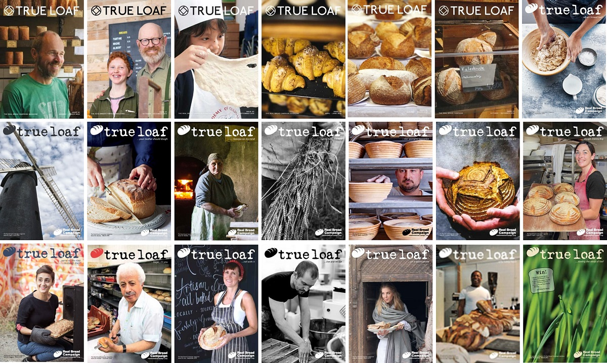 True Loaf magazine designs: realbreadcampaign.org CC-BY-SA 4.0