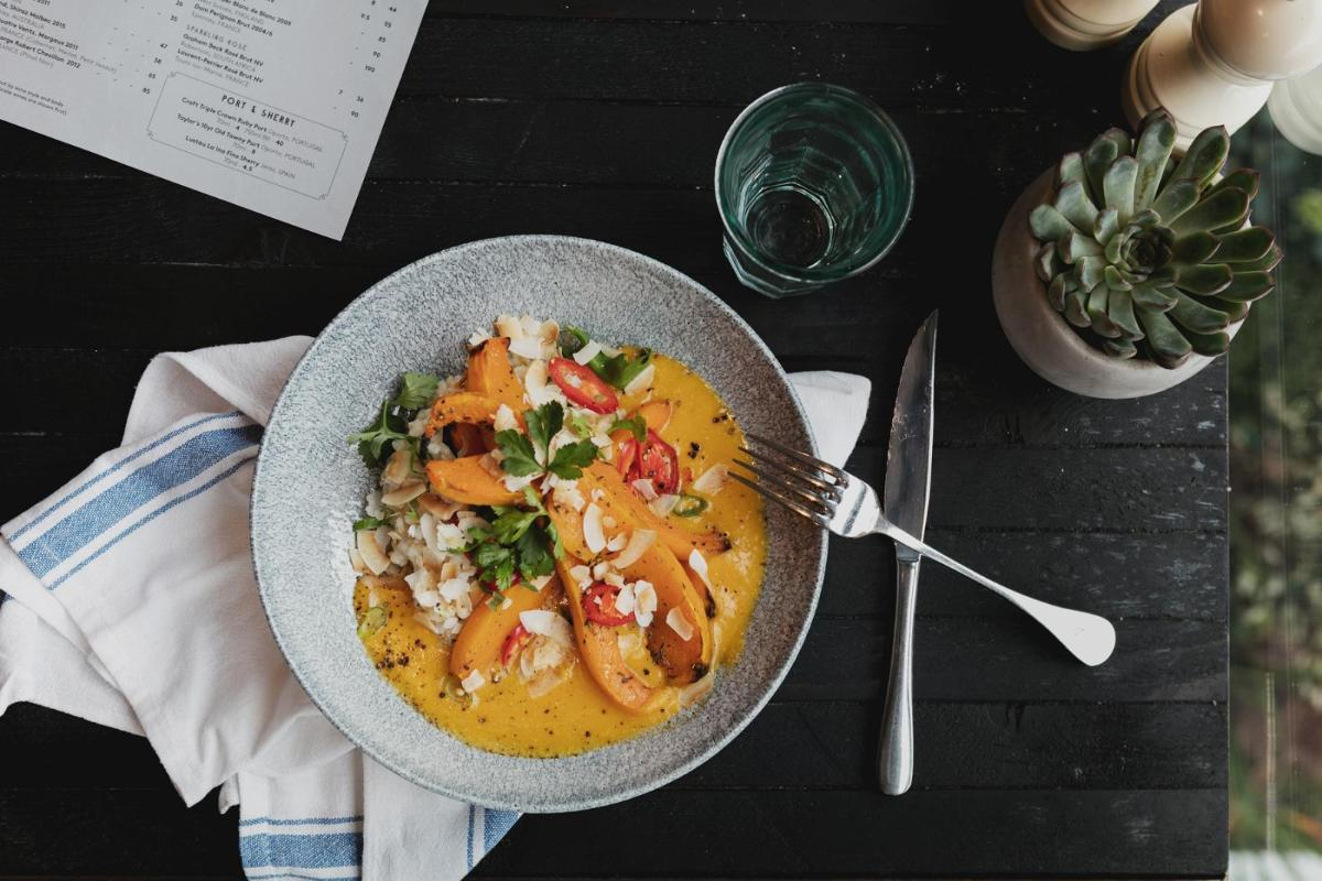Butternut Squash Curry by No.11 PIimlico Road