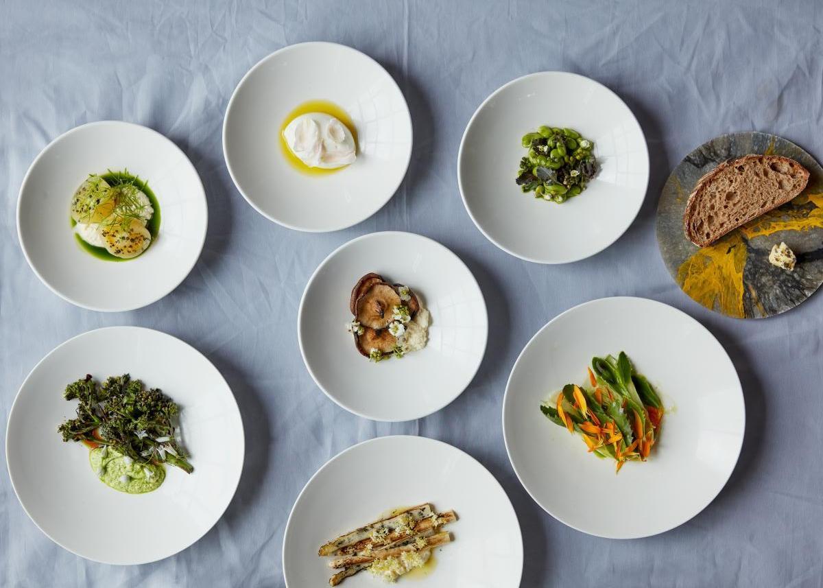 A Silo food spread. Photo: Matt Russell.