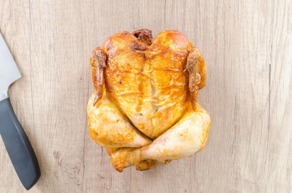 Roast chicken. Photo credit: Pexels