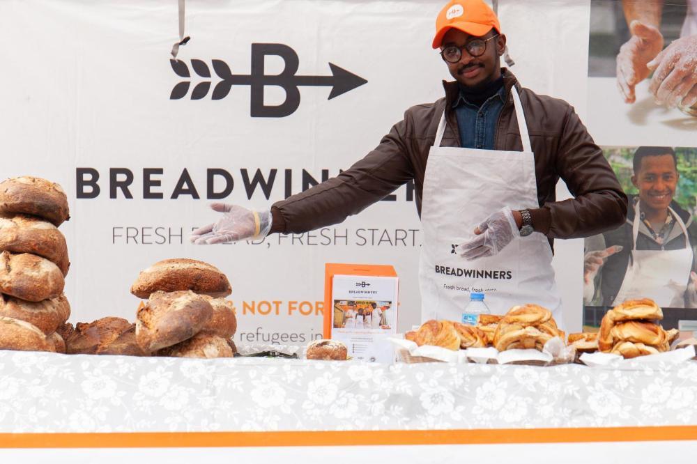 Breadwinners by Zoe WA