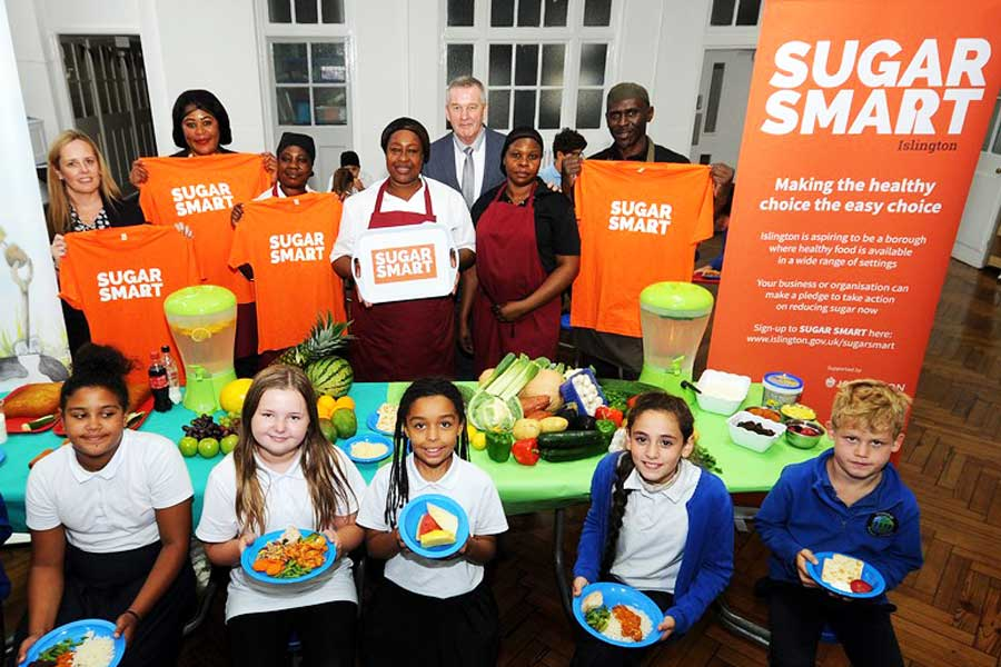 Sugar smart islington launch