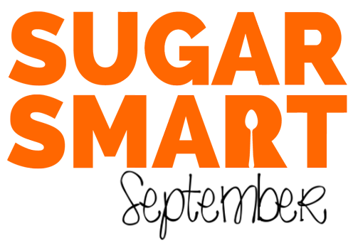 SUGAR SMART September logo, credit SUGAR SMART Exeter