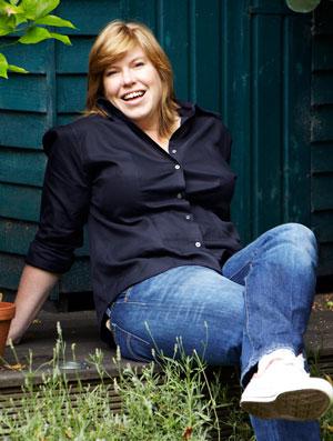 Allegra McEvedy - chef, writer and presenter