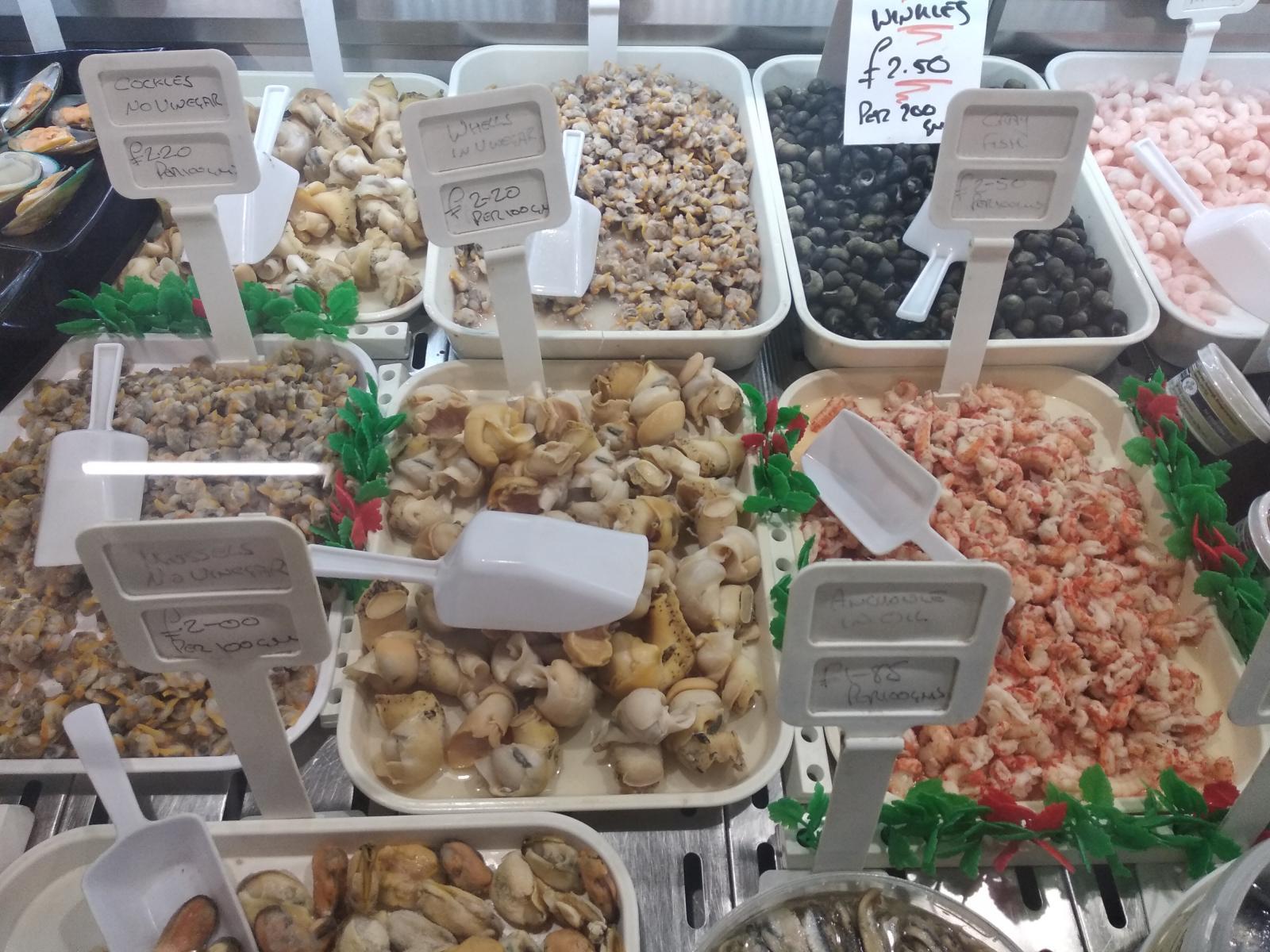 Fish Market Credit: Ruth Westcott