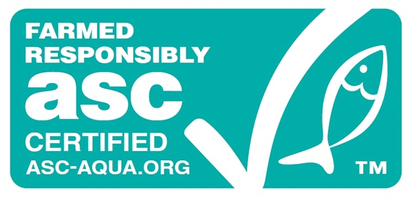 ASC Farmed Responsibly logo