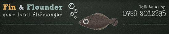 Fin & Flounder logo