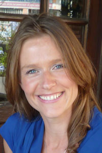Olivia Knight-Adams, Sustainable Olympic Games Project Coordinator, Coca-Cola GB
