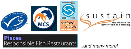 Sustainable Fish City - working party and associate organisations