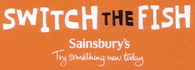 Sainsbury's Switch the Fish initiative