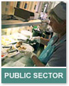 Public sector food