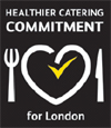 CIEH Healthier Catering Commitment for London