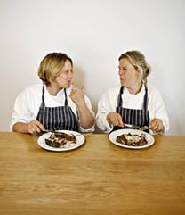Emma Miles and Laura Hearn, The Clerkenwell Kitchen