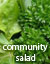 Community-grown Hackney salad sold to restaurants