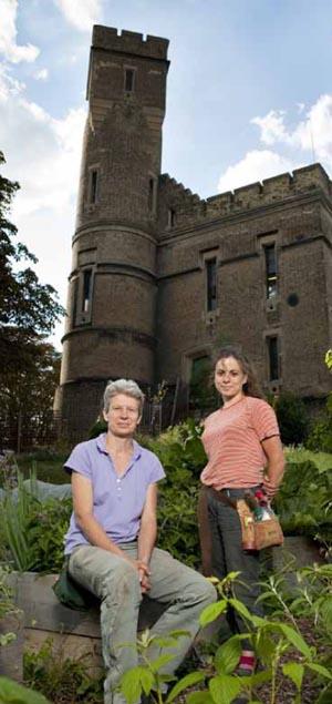 Castle Climbing Centre Patchwork Farm