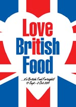 Love British Food